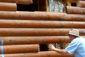 Log Replacement Solutions For Log Home Owners